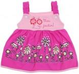 Vestido de Bebe - Meu Jardim REF. 6194