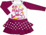 Vestido Infantil - Beauty REF. 5731