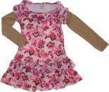 Vestido Infantil Plush 5774