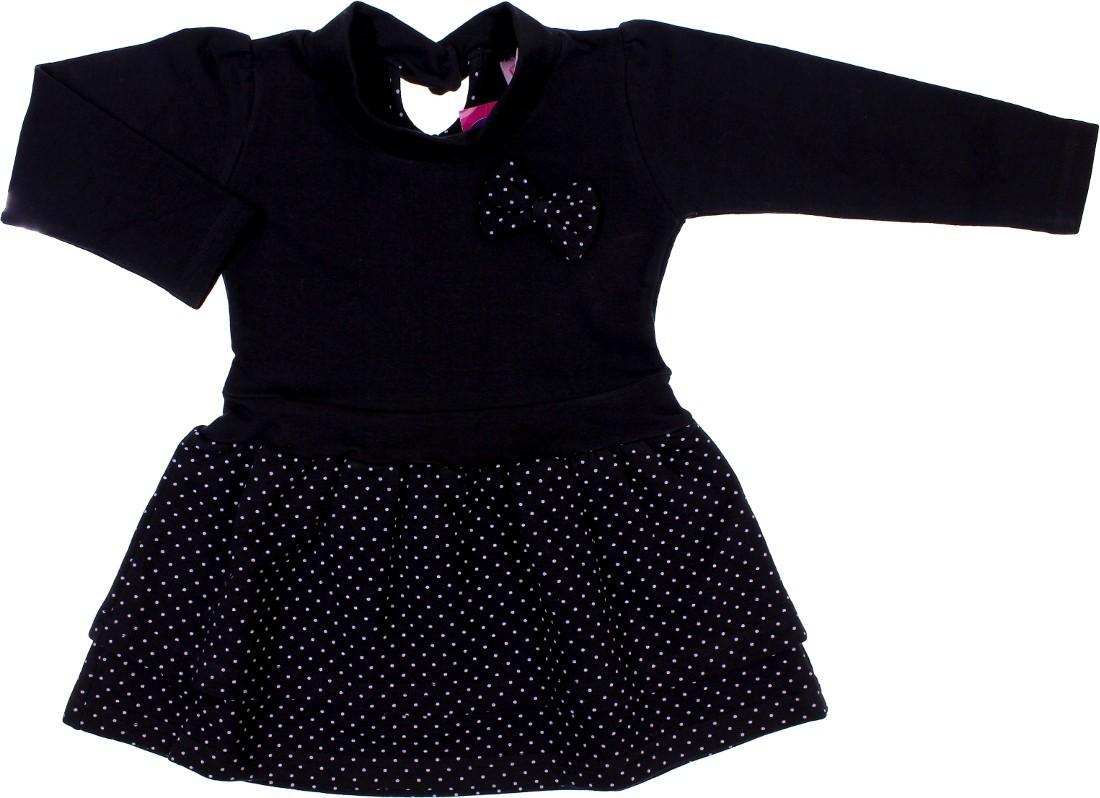 e604a288e5 Vestido Infantil - Meia Estação - Bolinha 6738