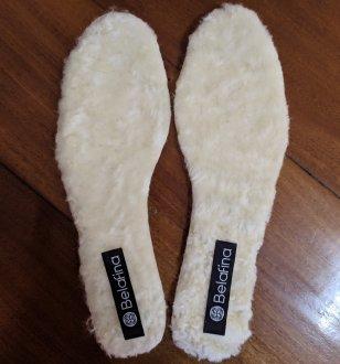 Imagem - Palmilha em lã de ovelha tamanho único  - 6001