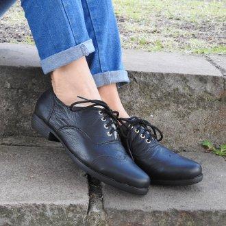 Imagem - Sapato em couro modelo Napolitano forrado em lã de ovelha