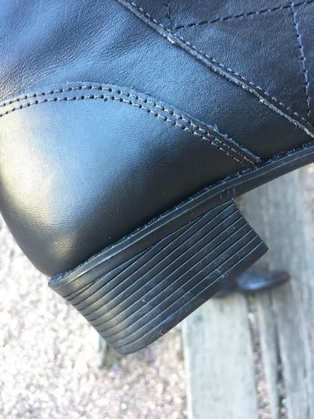 Bota couro forro em lã térmica sintética Canadá  5