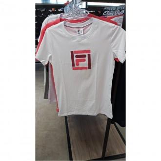Imagem - Camiseta Fila F12l518174 Box Color - 57F12L5181741002