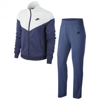 Imagem - Agasalho Nike Bv4958-557 Nsw Trk Suit pk Fem - 2BV4958-5575