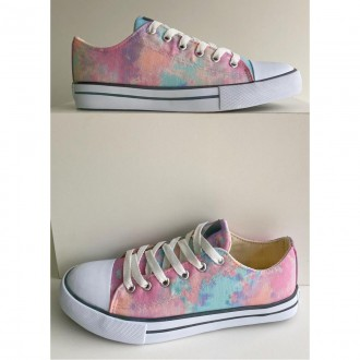 Imagem - Tenis Campa Footwear ca 12561 Tie Dye - 50100169CA1256107271