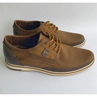 Imagem - Sapato Pegada 125103-03 Parafinado Mascavo/anilina Brown - 81125103-03150