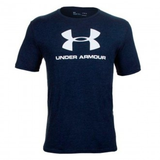 Imagem - Camiseta Under Armour 1359394 Sportstyle Logo ss - 51000003013593944085