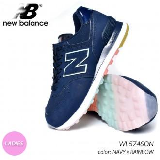 Imagem - Tenis New Balance Wl574son - 50100112WL574SON5