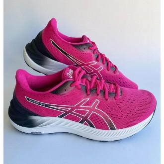Imagem - Tenis Asics 1012b099.701 Gel - Excite 8 Pink Rave/white - 19991012B099.70141