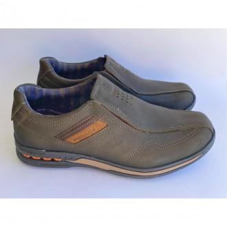 Imagem - Sapato Pegada 114855-05 Washed Cravo - 81114855-05150