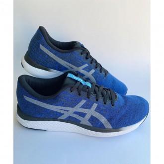 Imagem - Tenis Asics 1201a280.402 Streetwise Blue/pure Silver - 19991201A280.4025