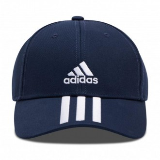 Imagem - Bone Adidas Ge0750 Baseball 3 Listras - 3GE07505