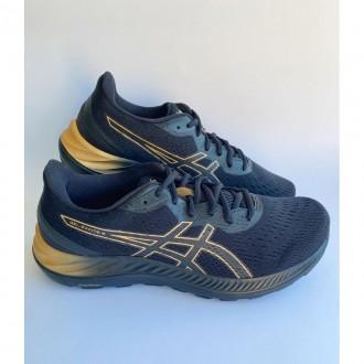 Imagem - Tenis Asics 1011b253.005 Gel - Excite 8 Black/pure Gold - 19991011B253.0051