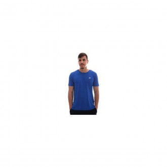 Imagem - Camiseta New Balance Bmt19019 Performance Royal - 50100112BMT190195