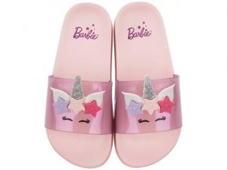 Imagem - Chinelo Grendene 21689 Barbie Slide Glam / Perolado - 24216892432541