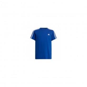 Imagem - Camiseta Adidas Gs4314 D2m 3 Listras Infantil - 3GS43145