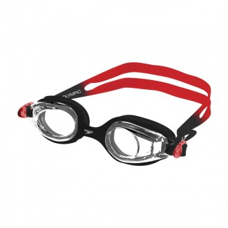 Imagem - Oculos Natação Speedo 507721 Junior Olympic /azul - 50100060507721256