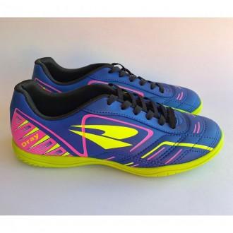 Tenis Futsal Dray 316 33.24 302 Adulto Foorcy Marinho/vde l