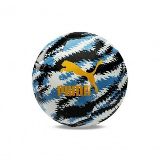 Imagem - Bola Campo Puma 083494 Mcfc Iconic Big Cat Ball - 5083494092