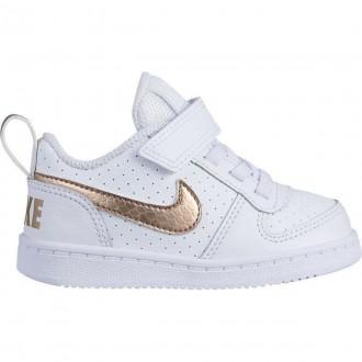 Imagem - Tenis Nike Bv0749-100 Court Borough Low ep (tdv) - 2BV0749-1002