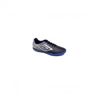 Imagem - Tenis Futsal Umbro U07fb005028 Velocita 6 Club Marinho/prata - 8U07FB0050287875