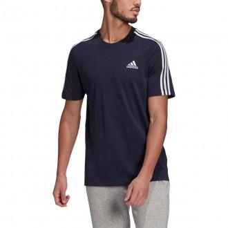 Imagem - Camiseta Adidas Gl3734 Essentials 3 Listras - 3GL37345