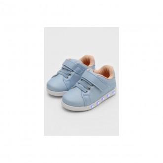 Imagem - Tenis Pampili 165118 Sneaker Luz Maresia - 371651185
