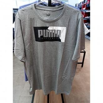Imagem - Camiseta Puma 847733 03 Box Graphic Tee - 58477330357