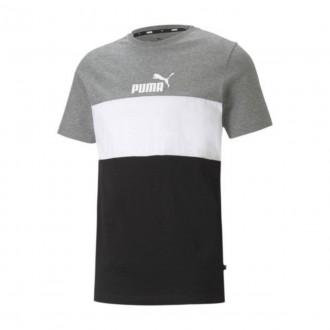 Imagem - Camiseta Puma 586908 Color Block Tee - 55869080357