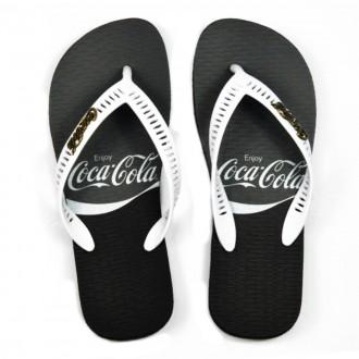 Imagem - Chinelo Coca-cola Cc2882 Bound /branco - 10000CC28821