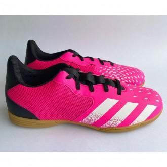 Imagem - Tenis Futsal Adidas Fw7539 Predator 21 a jr - 3FW753941