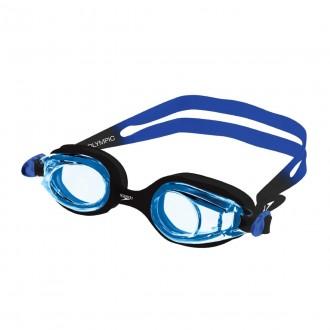 Imagem - Oculos Natação Speedo 507721 Junior Olympic /azul - 501000605077211