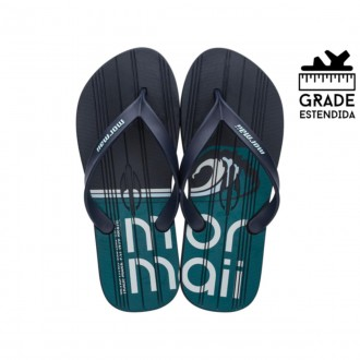 Imagem - Chinelo Grendene 10591 Mormaii Tropical Graphics Az/az/bco - 2410591231025