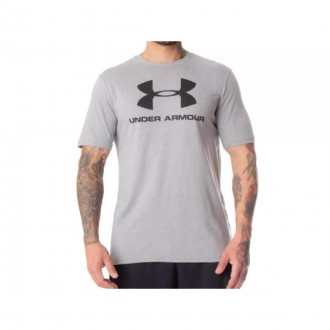 Imagem - Camiseta Under Armour 1359394 Sportstyle Logo ss - 510000030135939403557