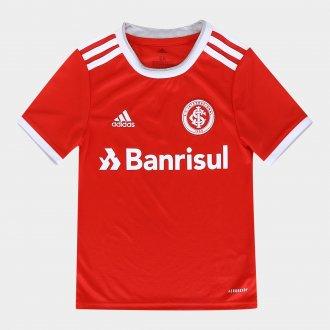 Imagem - Camiseta Internacional Adidas Infantil I 2020 - 3FU10866