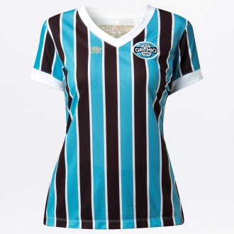 Imagem - Camiseta de Time Umbro 3g00032 Gremio Retro 1983 - 86152963G00032312452