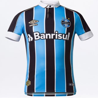 Imagem - Camiseta de Time Umbro 3g160779 Masc Gremio Of. 1 2019 - 88372833G160799312452