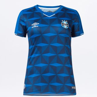 Imagem - Camiseta de Time Umbro 3g160991 Gremio Of.3 2019 Fem - 88935773G1609917275