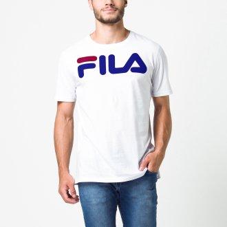 Imagem - Camiseta Fila Ls180383 Letter /royal - 57LS1803834912