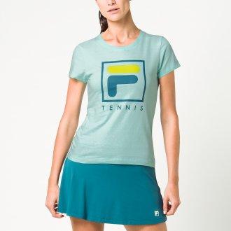 Imagem - Camiseta Fila Tp180216 Soft Urban  Agua - 57TP18021682153