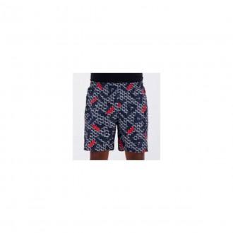 Imagem - Shorts Fila Sm400166 Swim Sports Print Marinho Estampado - 57SM40016613775