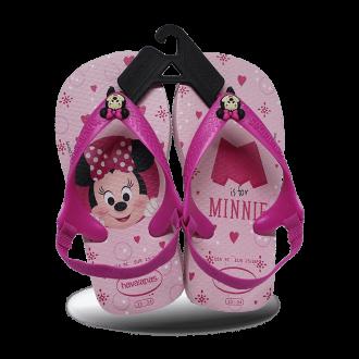 Imagem - Chinelo Havaianas 4137007 New Baby Disney Classic  Cream - 614137007114141