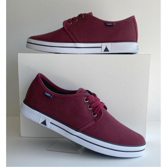 Imagem - Tenis Campa Footwear Ca18010 Vinho/branco - 50100169CA180106