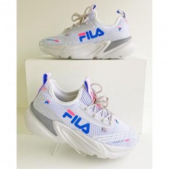 Imagem - Tenis Fila F02at004137 Charge /azul/rosa - 57F02AT00413746692