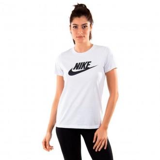 Imagem - Camiseta Nike Bv6169-100 w Nsw Tee Essntl Icon Futur - 2BV6169-1002