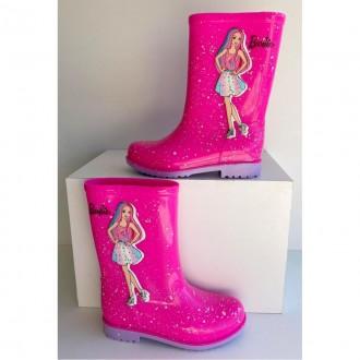 Imagem - Bota Chuva Grendene 22560 Barbie Fashion Galocha /lilas - 24225605051141