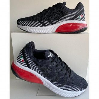 Imagem - Tenis Diadora 125561 Fluid C0105 Black/white - 111255611