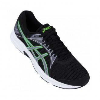 Imagem - Tenis Asics 1011a907.004 Raiden 2 Black/green - 19991011A907.0041