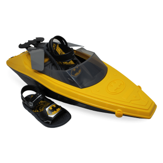 Imagem - Sandalia Grendene 22148 Batman Boat /preto/amarelo - 24221482221057